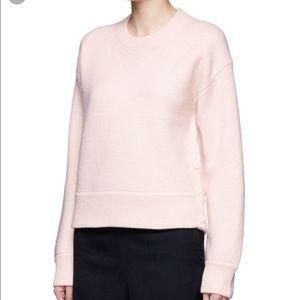 Rag & Bone Kassidy Blush Merino Wool Sweater XXS